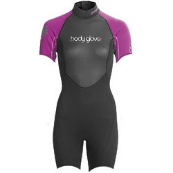 2mm Womens Pro 2 Shorty Springsuit