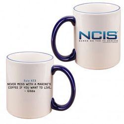 NCIS Gibbs Rule # 23 Mug