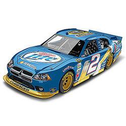 NASCAR Brad Keselowski Championship Diecast Car