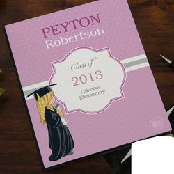 Precious Moments Personalized Graduation Photo Album