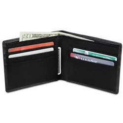 Identity Theft Thwarting Carbon Fiber Wallet