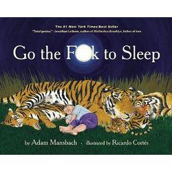 Go the F to Sleep Book