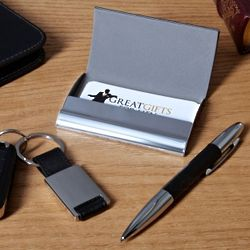 Stanton Chrome Executive Gift Set