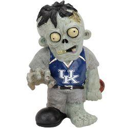 Kentucky Wildcats Zombie Garden Figurine