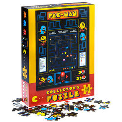 Pac-Man Collector's Puzzle