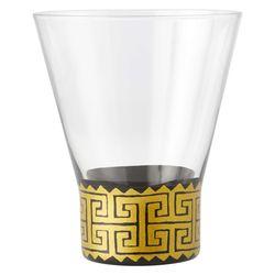 Keyed Up Highball Glass