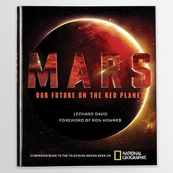 Mars: Our Future on the Red Planet Book