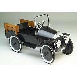 1939 Black Pick Up Truck Pedal Car