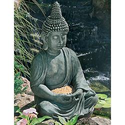 Buddha Birdfeeder