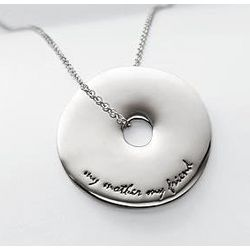 My Mother, My Friend Necklace