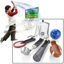 Ultimotion Swing Zone Sports Motion Controller for Video Game