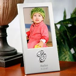 Personalized Baby Keepsake Frame