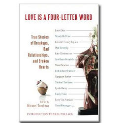 Love Is a Four-Letter Word Paperback Book