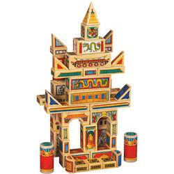 Dragons and Pagodas Building Blocks