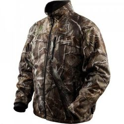 Cordless Camouflage Heated Jacket