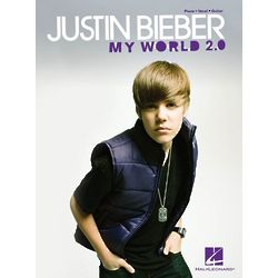 Justin Bieber My World Songbook