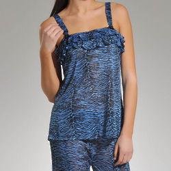 Breezy Knit Tigress Pajamas
