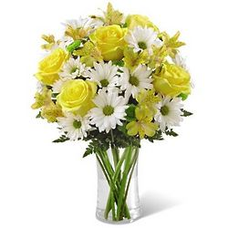 Sunny Sentiments Floral Bouquet