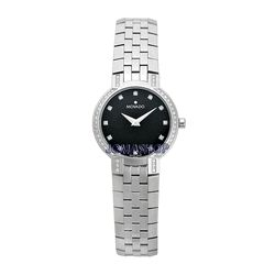 Movado Faceto Diamond Steel Ladies Watch