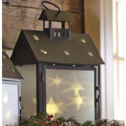 Large Star Box Lantern