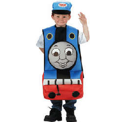 Child Thomas the Tank Engine Costume