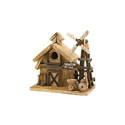 Barnyard Birdhouse