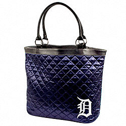 Detroit Tigers Quilted Tote Bag