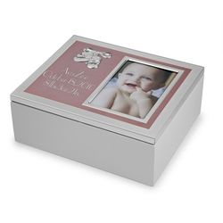 Pink Baby Storage Box