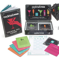 CocktailSmarts Cocktail Game