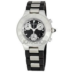 Cartier Must 21 Chronoscaph Men's Watch