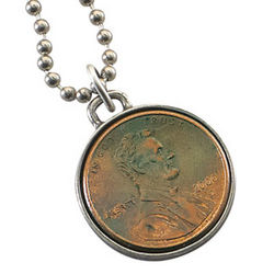 Wishing Penny Necklace