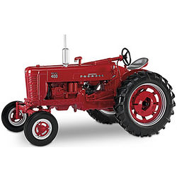 Farmall 400 Diesel Wide Front Diecast Tractor