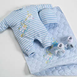 Baby Boy's Outfit Gift Set