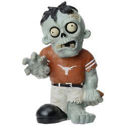 Texas Longhorns Zombie Garden Figurine