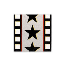 Movie Icons Film Strip Beverage Napkins