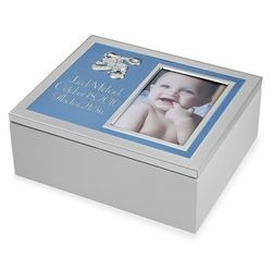 Blue Baby Storage Box