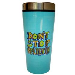 Don't Stop Believin' Insulated Travel Mug