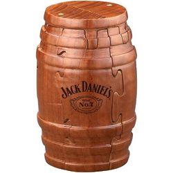 Jack Daniel's Barrel 3D Wooden Puzzle
