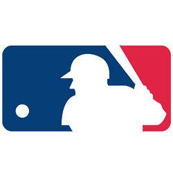 MLB Baseball Logos Wall Graphic