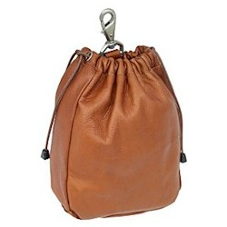 Large Drawstring Valuable Pouch