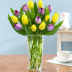 Easter Tulips Bouquet