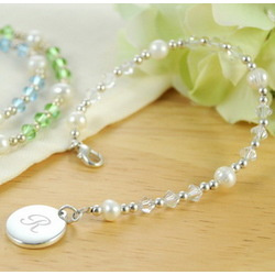 Personalized Friendship Bracelet