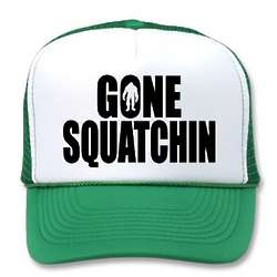 Gone Squatchin' Bobo Edition Hat