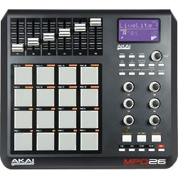 Professional Performance Music Production Pad Controller