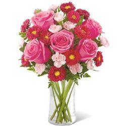 Precious Heart Flower Bouquet