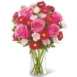 Precious Heart Flower Bouquet