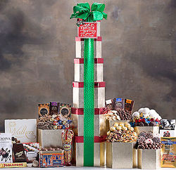 3 Feet of Chocolate Gift Tower