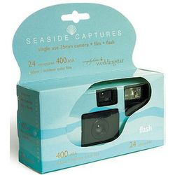 Beach Themed Disposable Cameras