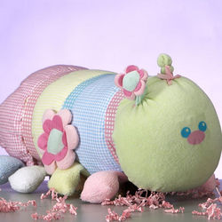 Baby Girl's Caterpillar Gift Set