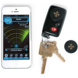 Stick-N-Find Bluetooth Location Tracker